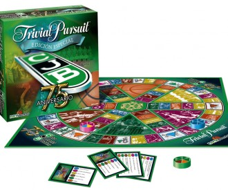 Bodegón Trivial Pursuit