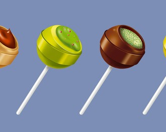 Lollipops Wrigley's