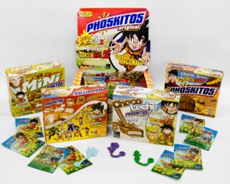 Phoskitos – Dragon Ball