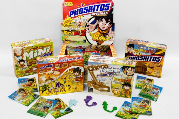 Phoskitos – Dragon Ball