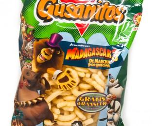 Risi – Madagascar 3