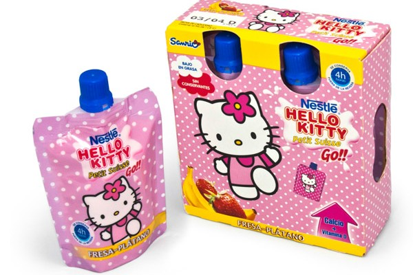 Hello Kitty – Petit Suisse