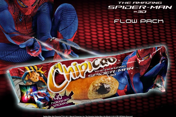 Chipicao Spiderman