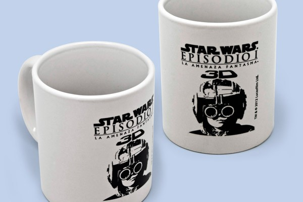 Taza Star Wars Ep. I