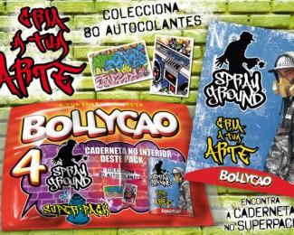 Bollycao – Sprayground